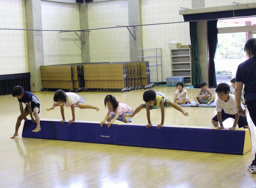 かずやん先生のキッズ運動教室①