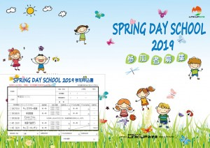 SPRING-SCHOOL-2019表面